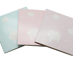 WOOLLY SHEEP GIFT CARD