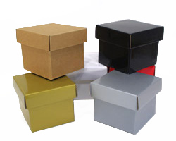 Barama Cardboard Boxes In A Number Of Colours And Sizes