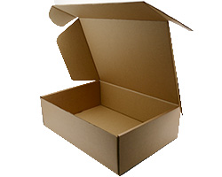 SHIPPER BOXES - Natural