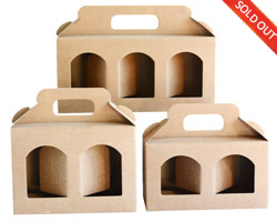 JAR CASES PACK - Natural Kraft