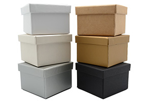 Rigid Box with a Separate Lid