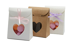 Favor or Bonbonniere boxes