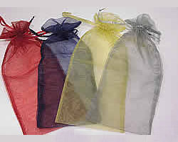 EXTRA LARGE ORGANZA BAGS