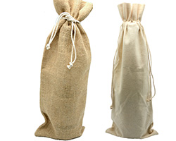 JUTE OR COTTON XLGE BAGS