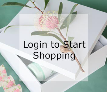 Login and start shopping