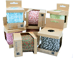2mm TWO TONE PAPER STRING