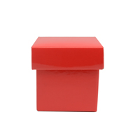 GLOSS BOX & LID PACK-Gloss Red
