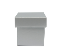 GLOSS BOX & LID PACK-Silver