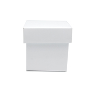 GLOSS BOX & LID PACK-Gloss White