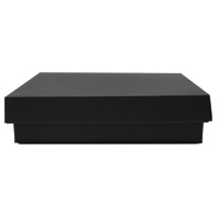 CHOC BOX & LID-Matte Black