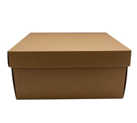 LGE GIFT BOX & LID PACK-Natural