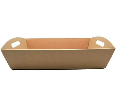 LGE HAMPER TRAY-Natural