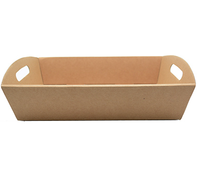 MED HAMPER TRAY-Natural