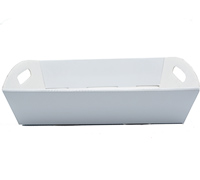 MED HAMPER TRAY PACK-Gloss White