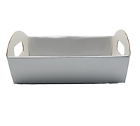 SML HAMPER TRAY PACK-Silver