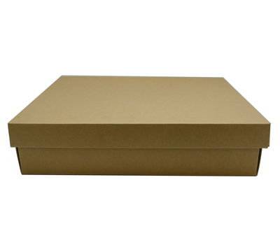 LGE SHIRT BOX & LID-Natural