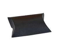 PILLOW BOX SMALL PACK-Seta Nero