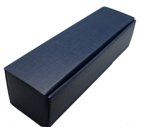 SINGLE CORPORATE WINE BOX PACK-Seta Navy