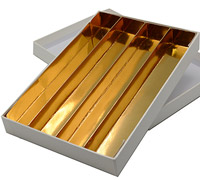 CASEMADE A5-Chocolate Tray PACK-Gold