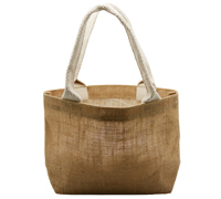 JUTE MINI BAG-Natural