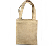 LINEN WEAVE TOTE BAG-Natural