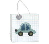 GIFT BAG CAR-Blue
