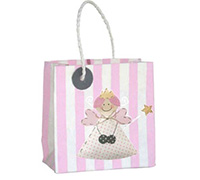 GIFT BAG FAIRY-Pink