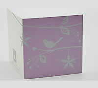 GIFT CARD BOTANICALS-Musk/Silver