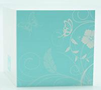 GIFT CARD HIBISCUS FL-Tiffany/Tiffany/White