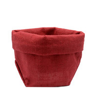 JUTE SACK SML-Red