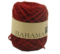 R2mm HEMP ROPE-Red