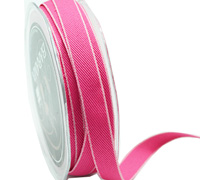 10mm CONTRASTING WEAVE-Hot Pink/Pink