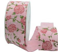 38mm CLASSIC ROSES -Pink