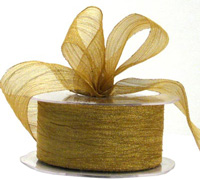 38mm CRUSH SHEER-Gold