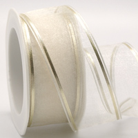 38mm WE SHEER GLOSSMAR-Cream/Gold