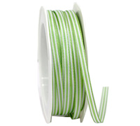 6mm CANVAS STRIPE-Lime