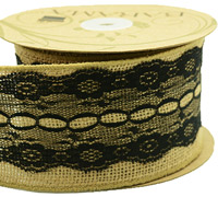 75mm JUTE withVINTAGE-Natural/Black