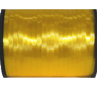 5mm CURLING RIBBON-Yellow