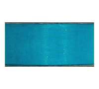 CUT EDGE ORGANZA-Aqua