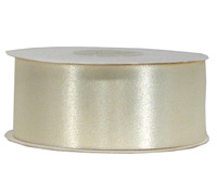 38mm CUT EDGE SATIN-Cream