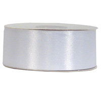 38mm CUT EDGE SATIN-White