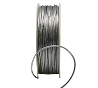 1.5mm METALLIC CORD-Silver