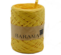 4mm PAPER RAFFIA-Yellow