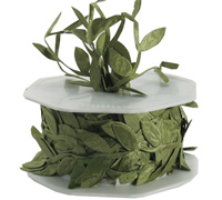 30mm SATIN LEAVES-Moss