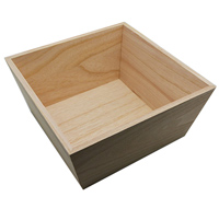 TIMBER TAPERED GIFT TRAY PACK