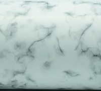 MARBLE STONE WRAP- Black On White
