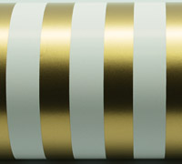 REGULAR STRIPE WRAP-Gold