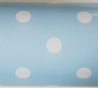 SPOT WRAP- Pale Blue White