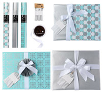 GIFT WRAPPING SET - Timeless Tiffany